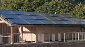 solar thermal chudleigh